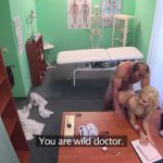 FakeHub – FakeHospital – Vanessa Sweet – Tattooed Blonde Loves Doctor's Dick – 29.07.2016