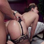 Kink – TheUpperFloor – Xander Corvus, Penny Pax, Kimber Woods – Evil BDSM Swingers Trap an Anal Lesbian – 29.07.2016
