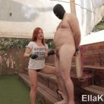 EllaKross – Rewarding My Slave with a Quick Handjob! (WMV, FullHD, 1920×1080) Watch Online or Download!