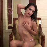 Ladyboy-ladyboy – Sexy Slim Poen Jacks Her Hard Cock! – 24.08.2016 (MP4, HD, 1280×720) Watch Online or Download!