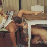 Femaleworship presents Madelyn in I Think You Know (MP4, FullHD, 1920×1080) Watch Online or Download!