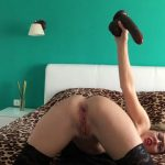 Ella Gilbert – Curly blonde opens her ass up wide – 08.10.2016 (MP4, FullHD, 1920×1080) Watch Online or Download!