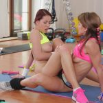 FitnessRooms presents Paola Mike, Paula Shy in Fit busty Asians lesbian workout – 14.10.2016 (MP4, FullHD, 1920×1080) Watch Online or Download!